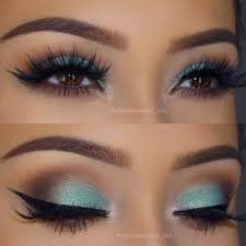 brown eye makeup ideas