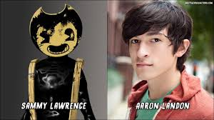 Bendy and the Ink Machine Characters Voice Actors - YouTube