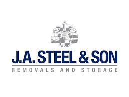 J.A.Steel & Son Logo Design | LogoBrands | London