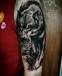 Cala Kolekcja Klasyczny Dobry Tattoo Wilk Kopamatakawa Com Pl