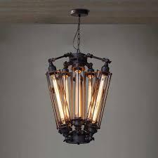 american style rh lofts pendant light