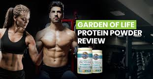 garden of life protein powder review