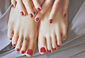 your guide to a perfect pedicure