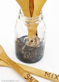mason jar utensil holder tutorial