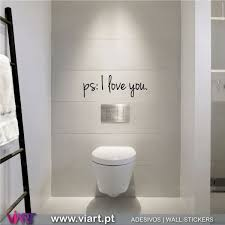 Ps I Love You Wall Stickers Vinyl Decoration Viart