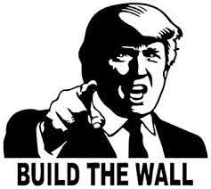 Funny Donald Trump Build The Wall Vinyl Decal Car Sticker Republican Political Bumper Rear Windshield Art Decor Shipped From Usa At Amazon S Sports Collectibles Store