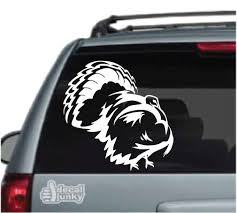 Turkey Hunting Decals Stickers Decal Junky