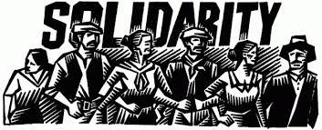 Clifford Harper - Solidarity - www.anarchismus.at