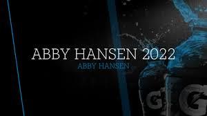 Abby Hansen - Hudl
