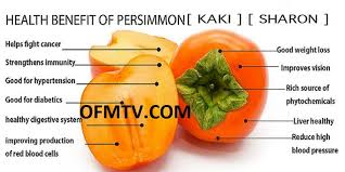 nutrition benefits of persimmon