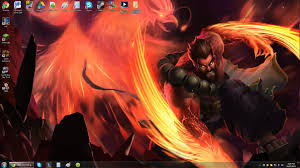 league of legends moving wallpaper sf