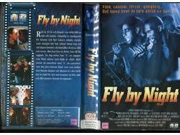 Fly by night VHS i stor box av Steve Gome.. (255585077) ᐈ TPLrec på Tradera