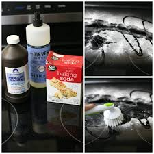 the best diy stove top cleaner the