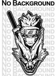 Naruto Uzumaki Anime Kurama Car Truck Wall Window Laptop Vinyl Sticker Decal Ebay