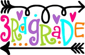 Third Grade / Welcome to 3rd Grade