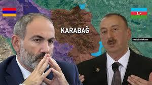 Dağlık Karabağ Son Durum Haritası