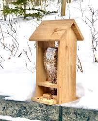 Wood Bird Feeder Ana White