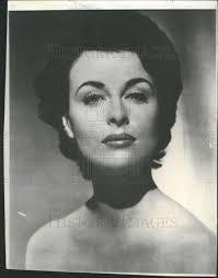 1950 Press Photo Irish Actress Constance Smith | Historic Images