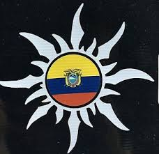 Ecuador Sun Ecuador National Flag Car Decal Sticker Ebay