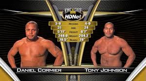 Daniel Cormier vs Tony Johnson KOTC Imminent Danger Full Fight MMA ...