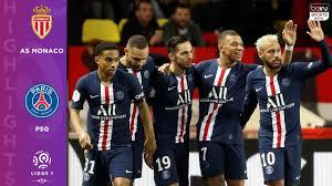 AS Monaco 1-4 PSG - HIGHLIGHTS & GOALS - 1/15/2020 - YouTube