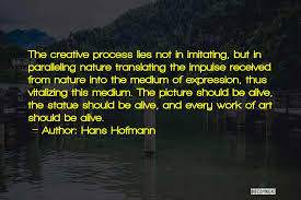 top quotes sayings about creative impulse