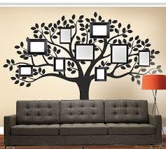Family Wall Decal Family Tree Living Room Vinyl Decal Family Tree Decal Tree Decal Family Tree Wall Art Wall Decals Living Room Family Tree Wall Decal