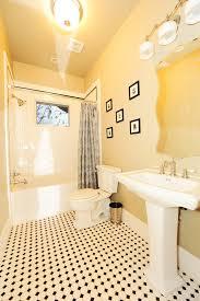 craftsman style craftsman bathroom