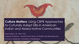 Using Participatory Research Approaches in American Indian and Alaska  Native Communities - YouTube