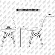 2xhome Black Toddler Kids Size Plastic Side Chair Black Seat Natural Wood Wooden Legs Eiffel Childrens Room Chair No Arm Arms Armless Molded Plastic Seat Dowel Leg Walmart Com Walmart Com