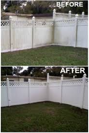Should I Pressure Wash My Fence Before Staining