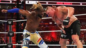 Rey Mysterio and The New Day try to topple Brock Lesnar: Royal ...