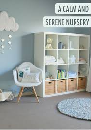 Lincoln S Calm And Serene Nursery Project Nursery Boy Room Baby Blue Nursery Baby Girl Room