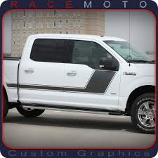 Universal Truck Graphics Decal Stickers Ford Ranger F150 Raptor Etc