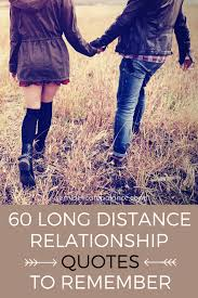 long distance relationship quotes to remember