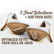 Personalized I Do Me Too Wedding Shoe Vinyl Sticker Wedding Etsy