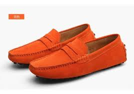 china mens shoes loafer casual leather