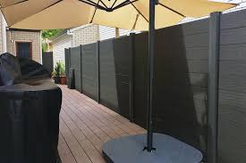 Fence Boards Composite Wood With Tongue And Groove Decko Decking Tiles