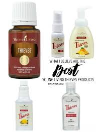 best young living thieves s