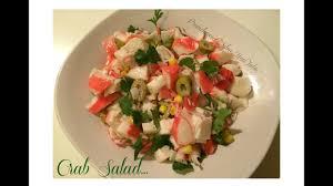Crab Salad... (Ensalada De Cangrejo ...