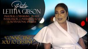 Don't Let Your Dream Die, There is Still Hope-Pastor Letitia Gibson-Kingdom  Connections Global - YouTube
