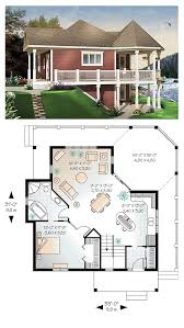 victorian style house plan 65566 with 1
