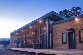 This Colorado Winter Cabin, Estes Park ...