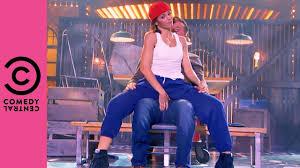 Jenna Dewan-Tatum Performs Ginuwine's ...