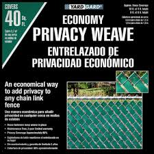 Master Halco 250 Green Fence Weave Only One For Sale Online Ebay