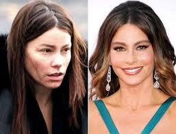 ugly pictures of celebs without makeup