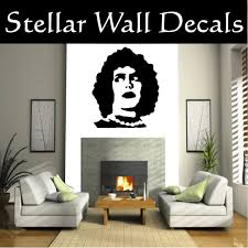 Rocky Horror Picture Show Famous Icon Vinyl Wall Decal Wall Mural Car Sticker Swd