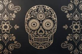 sugar skull wallpapers top free sugar