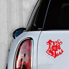 Harry Potter Decor Hogwarts Crest Vinyl Decal Sticker Hogwarts Logo Vinyl Wall Sticker For Laptop Or Car Art Decor Custom Wall Decal Custom Wall Decals From Totwo2 7 91 Dhgate Com