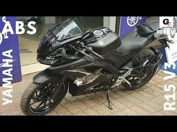 2019 yamaha r15 v3 abs dark knight